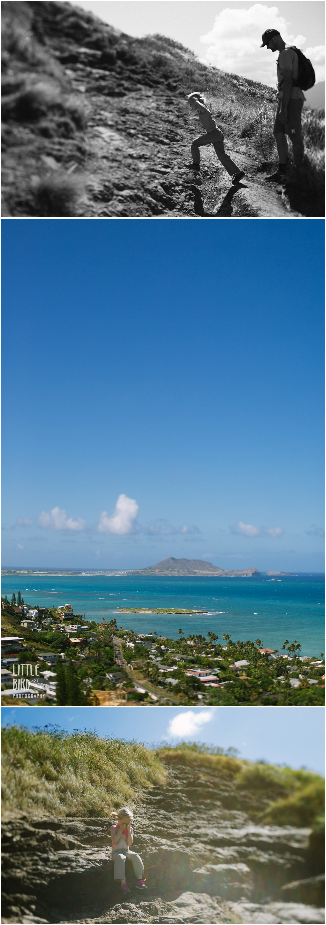 easy hikes on oahu for kids
