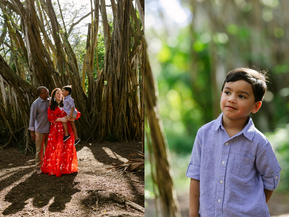 North Shore Family Photography at kawela bay