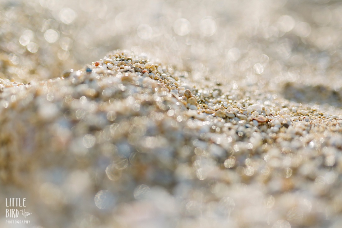 close up of sand in hawaii