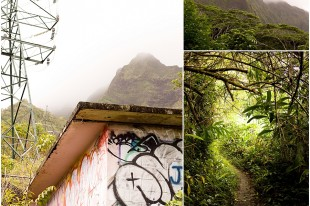 hawaii hikes with family photographer