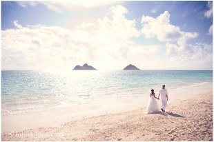 lanikai beach wedding photorapher