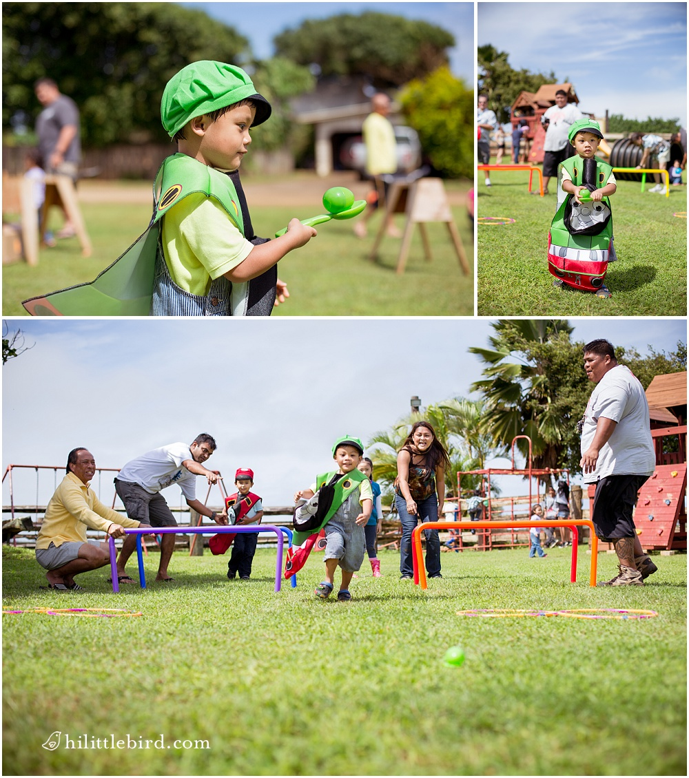 Kids Birthday Party Games Oahu