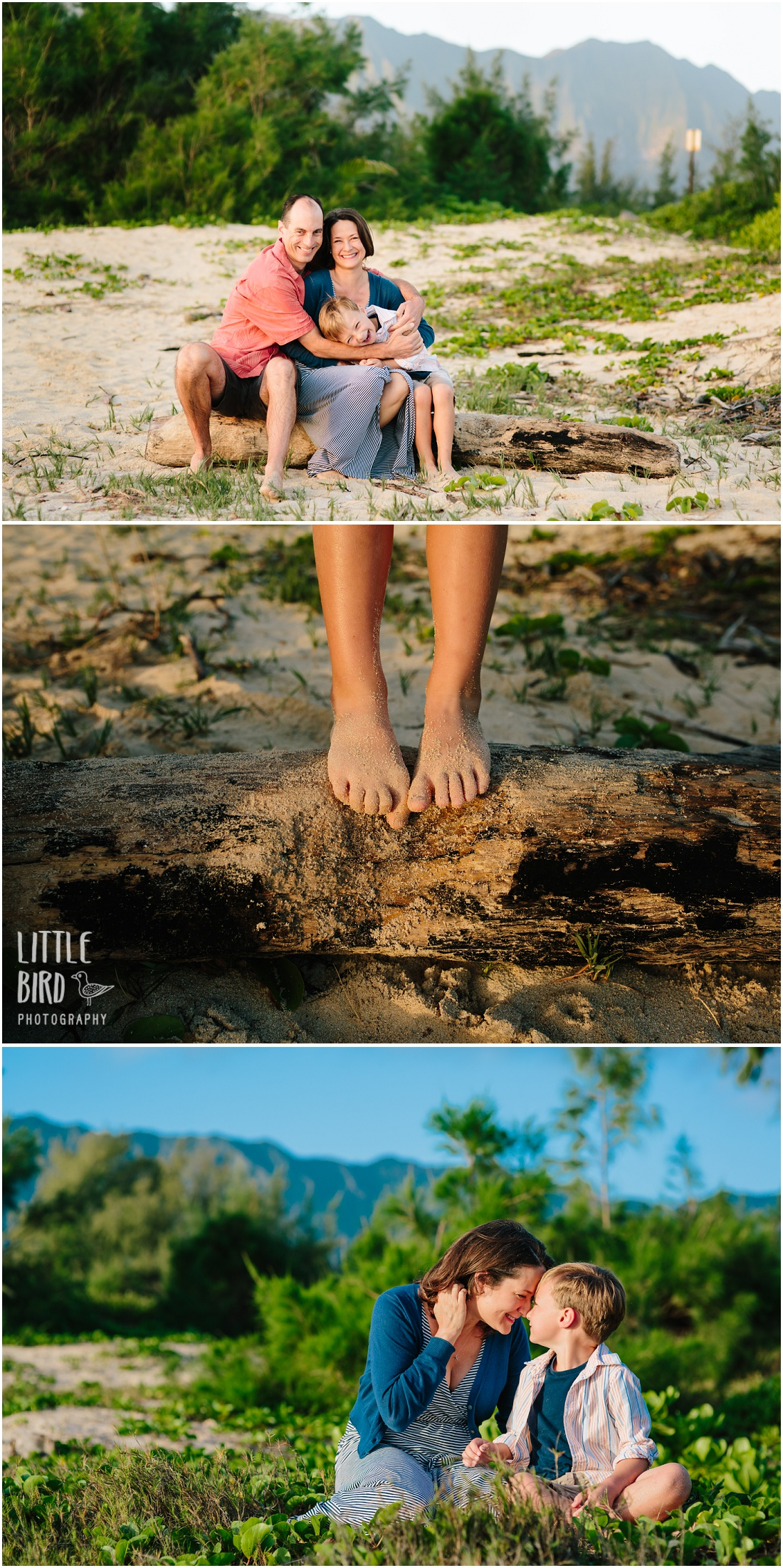 The wobbly tooth  Windward Oahu family photographer \u00bb Fun Oahu Family Photography by Little