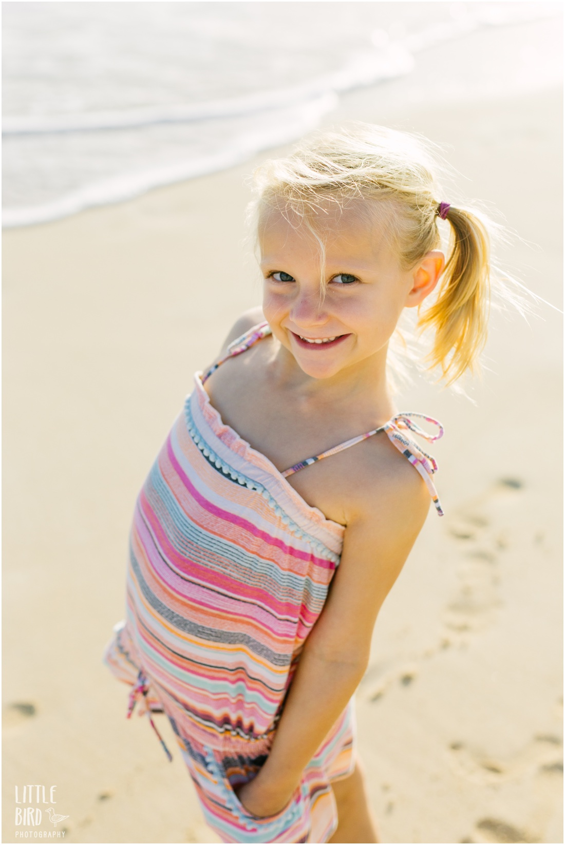 oahu childrens beach portraits