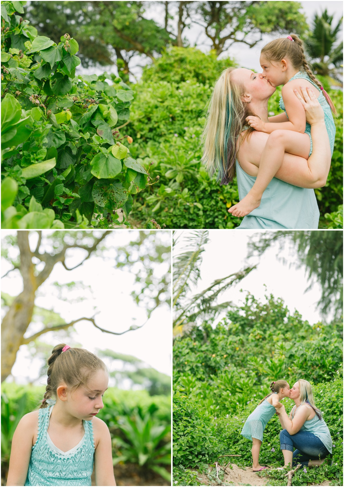 Hawaii Mom Blog Visit Tokyo Totti Candy Factory: Mother Daughter Beach Session In Hawaii » Fun Oahu Family