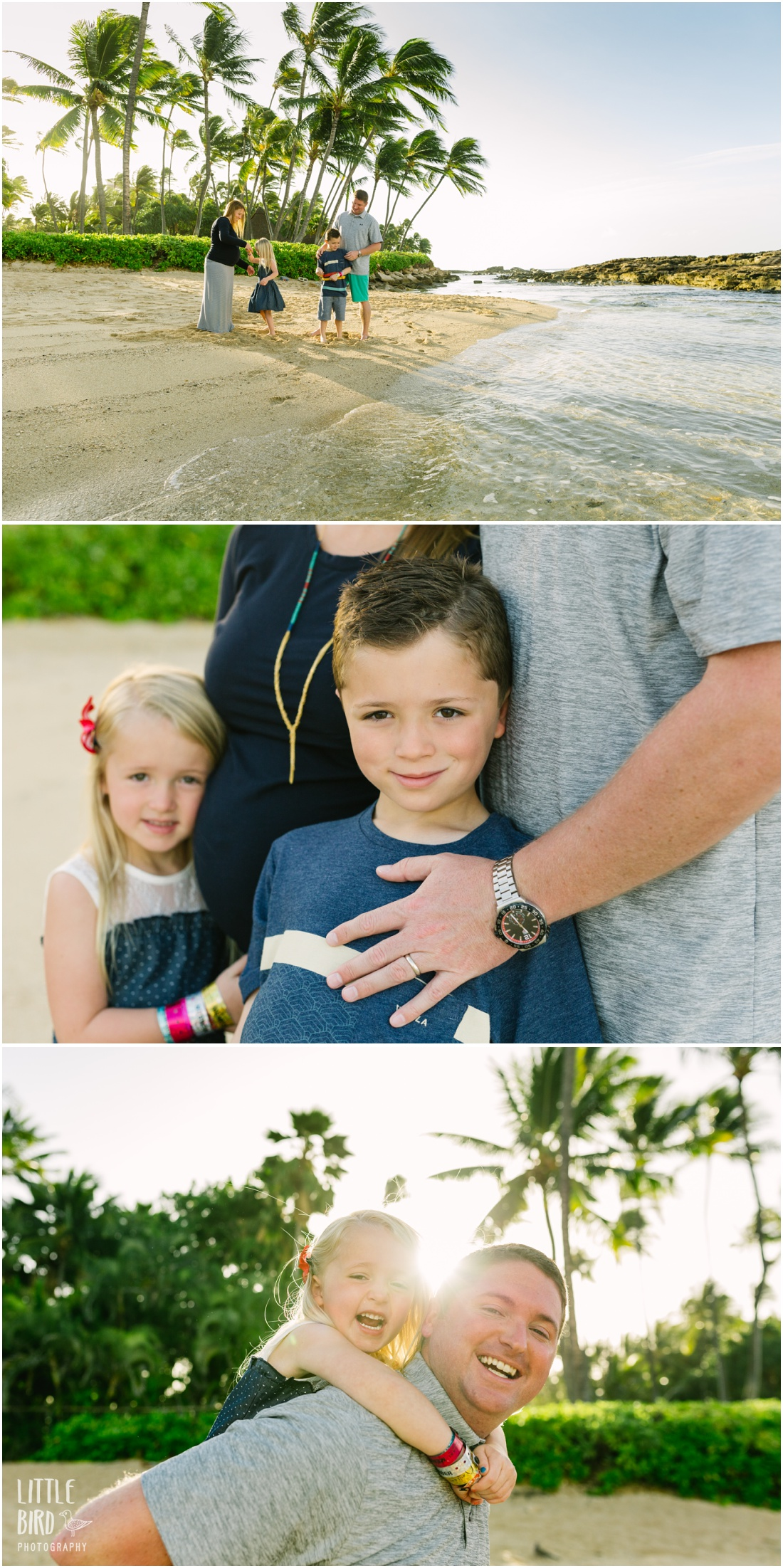 Paradise Cove family photography