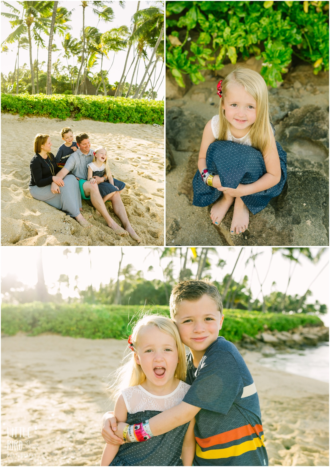 koolina family beach portraits