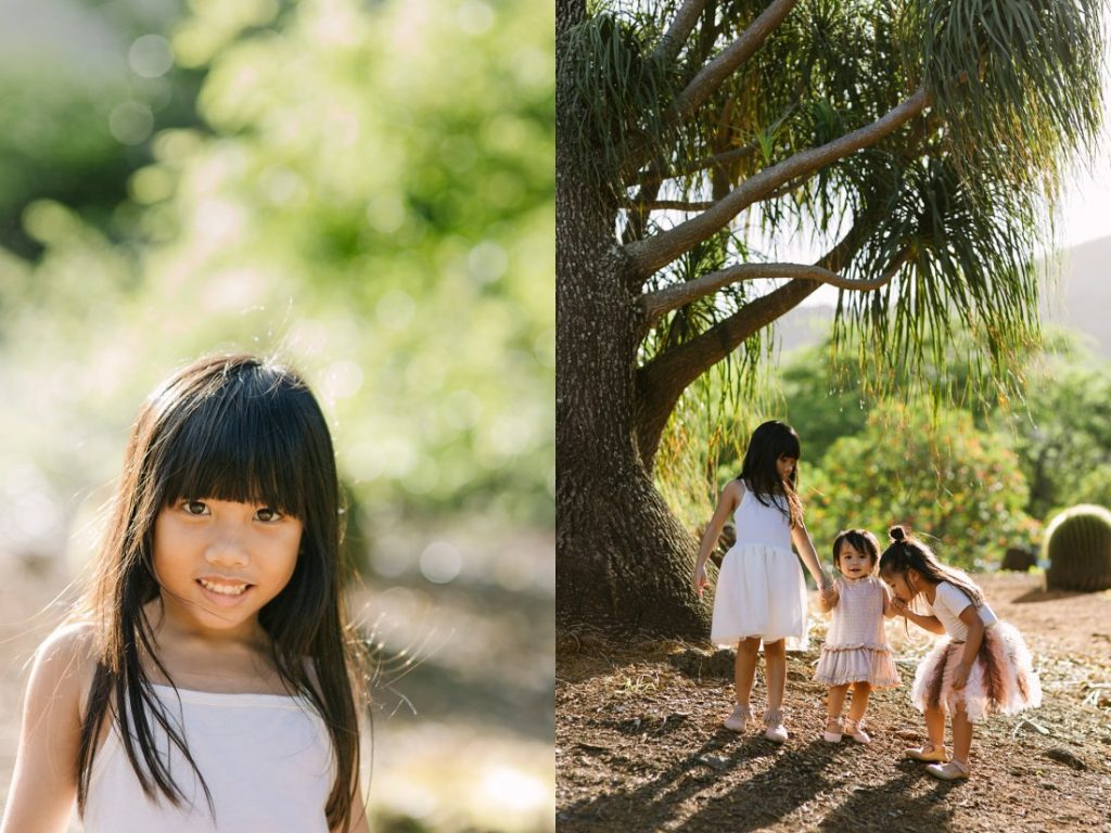 fun family photography session in oahu hawaii